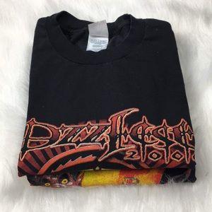 Ozzfest Concert T-shirts
